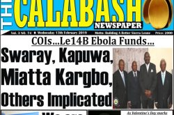 The Calabash Newspaper
